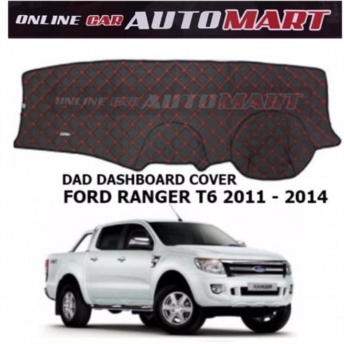 DAD Non Slip Dashboard Cover - Ford Ranger Yr 2011-2014