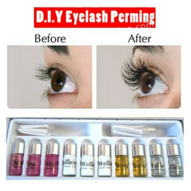 Eyelash Perming Kit Shopee Malaysia