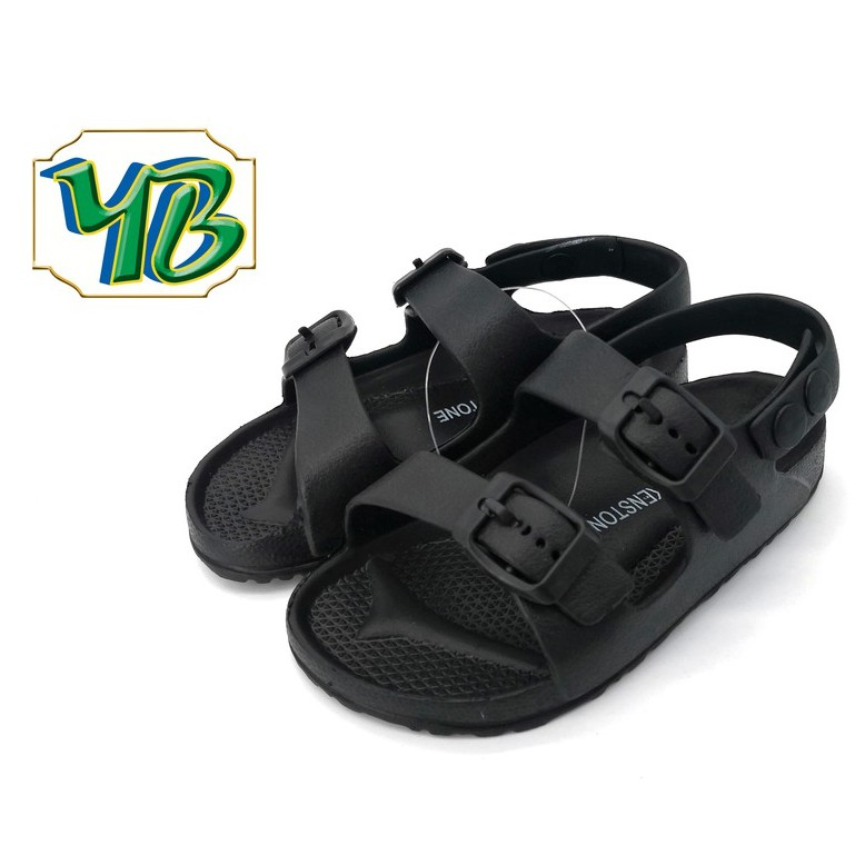[Ready Stock] Yebeng Kids Boy Buckle Strap Open Toe Casual Beach Eva Sandal (APS518)