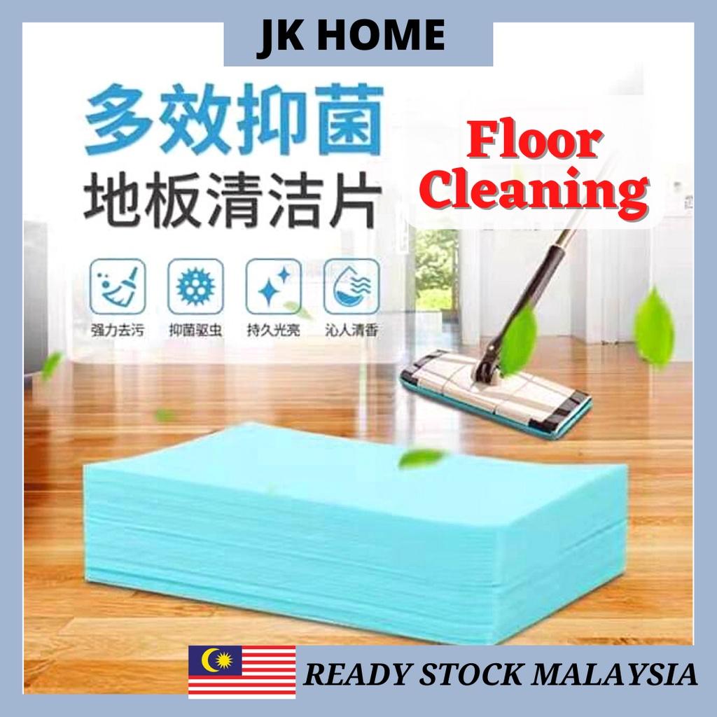 JK HOME Multifunction Floor Cleaning Slice Tile Fresh Roofing & Flooring Floor Cleaner berus lantai 地板清洁片