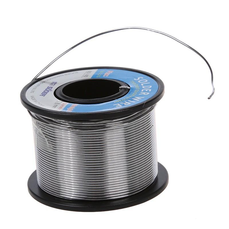 0.8mm 100g Flux1.8/% 60-40 Tin Lead Roll Rosin Core Soldering Solder Wire