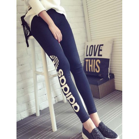 0b0bb59a Women Yoga Running Pants Gym Workout Fitness Clothes Tights Sport Wear  Adidas