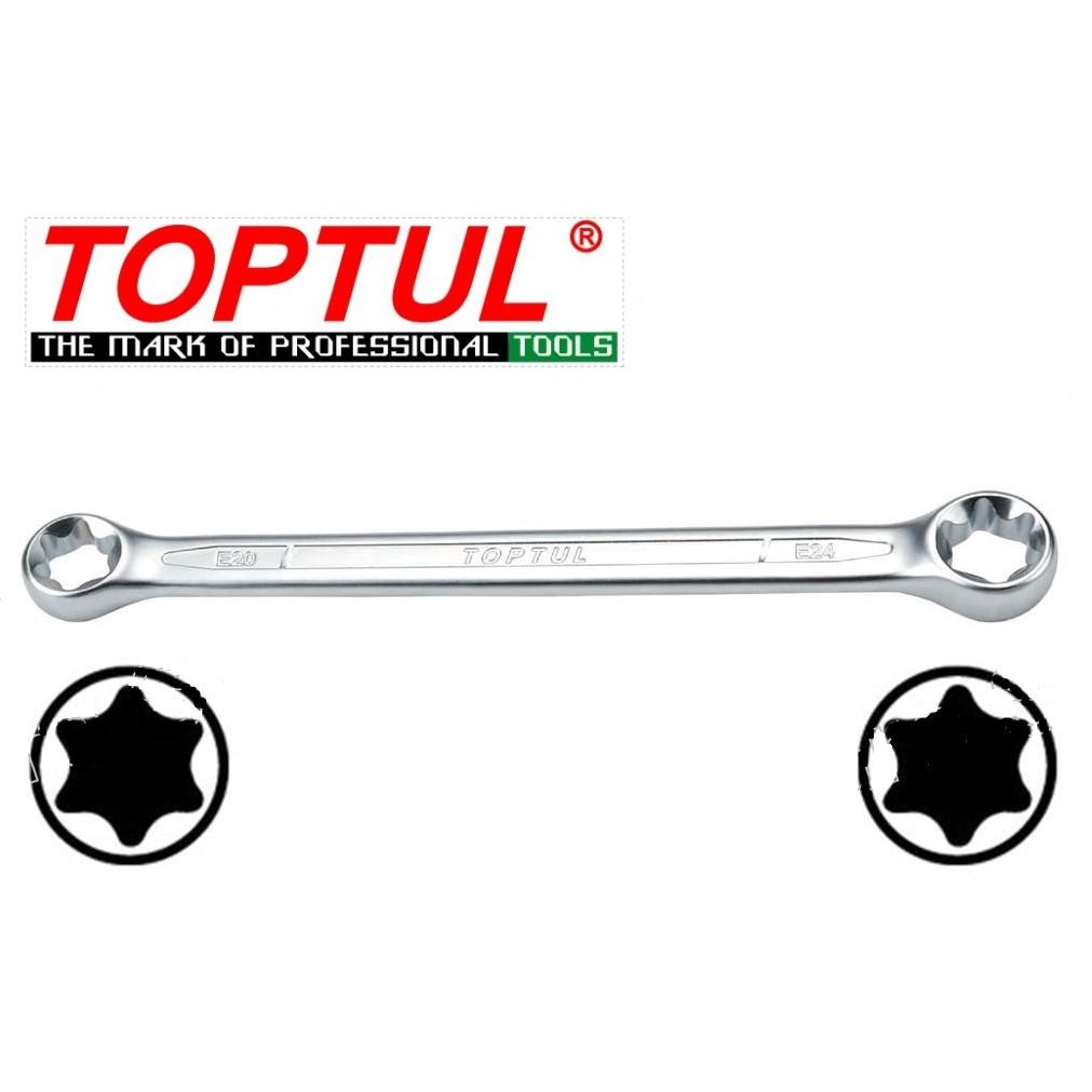 Toptul Double End E Torx Star Wrench (Model: AAEE)