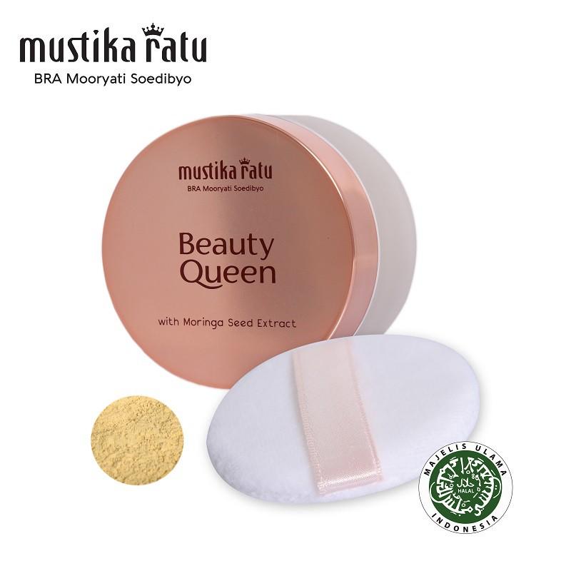 Mustika Ratu Beauty Queen Satin Finish Loose Powder Ivory 30gr