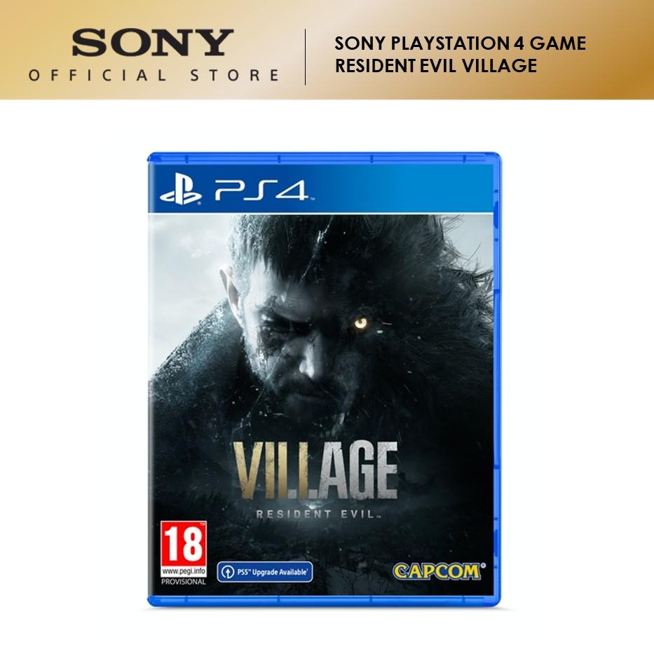Sony PlayStation 4 Game Resident Evil Village
