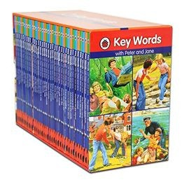 Key Words Collection Box Set x36 (Peter and Jane) ISBN: 9780723296782 (MPH)