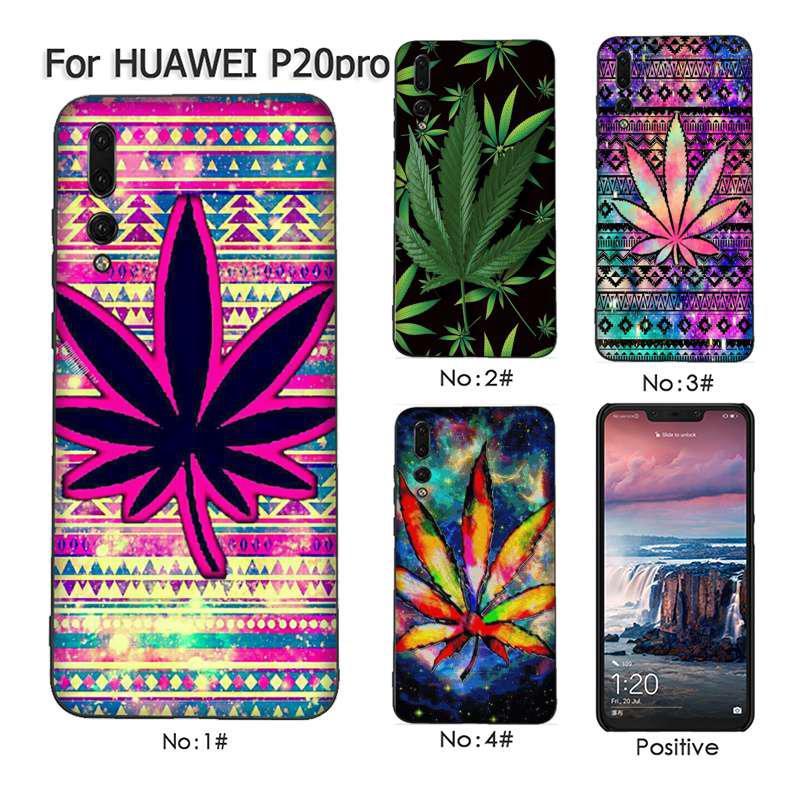 coque huawei mate 20 lite weed