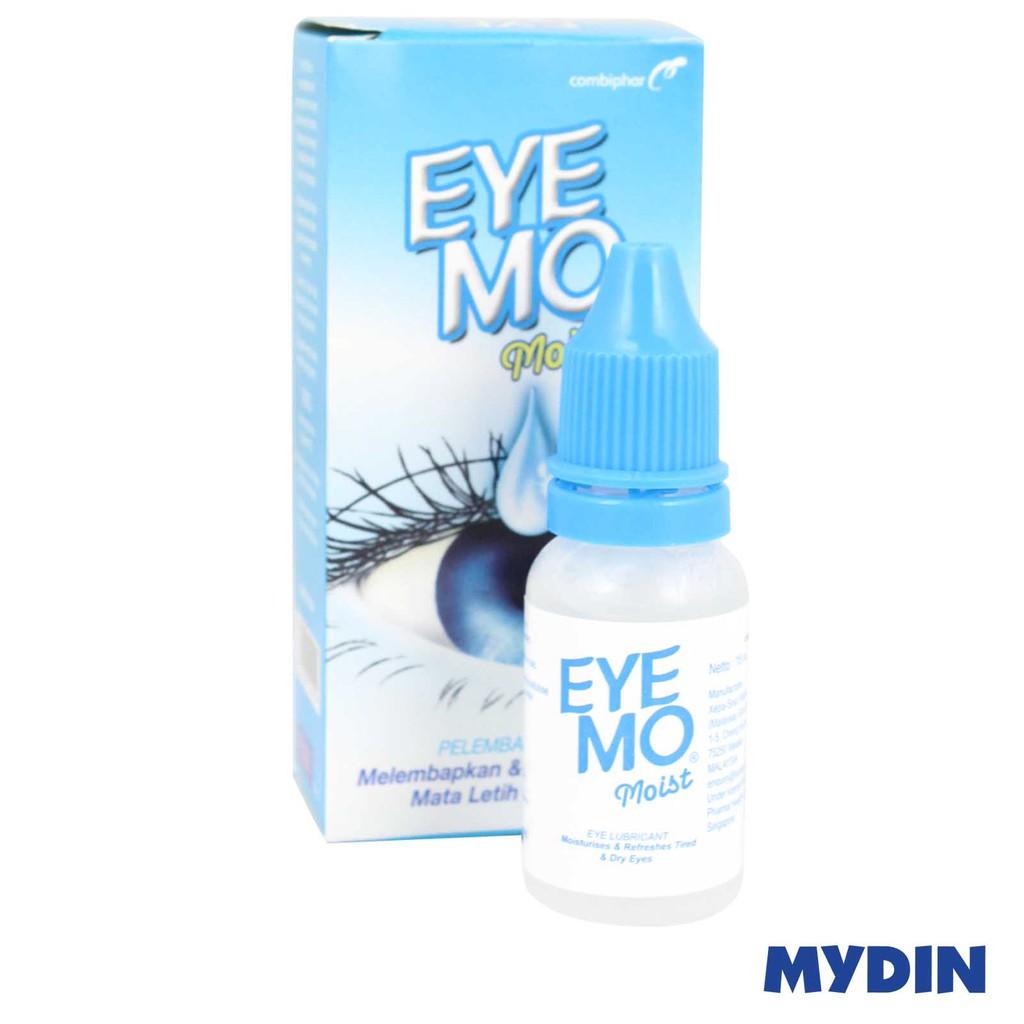 Eye Mo Moist Eye Lubricant 15ml