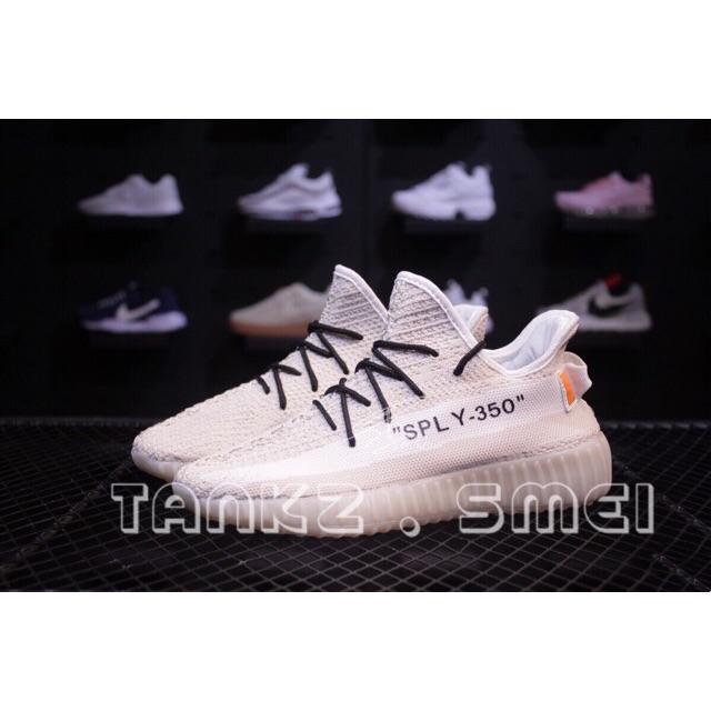 476ecf3bbe07d Adidas Yeezy Boost 350 V2 Core Black Zebra ivory White Mens Running Shoes