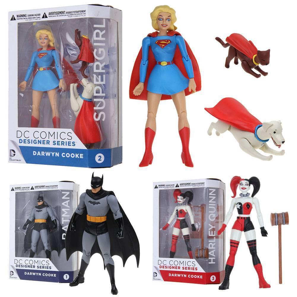 Batman DC Comics Designer Series Darwyn Cooke Action Figure