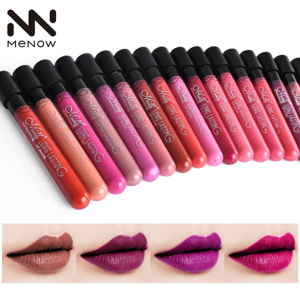 Fashion Matte Long-lasting Moisturizing Makeup Lipstick TO   Shopee Malaysia