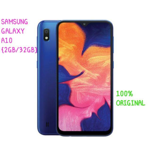 SAMSUNG GALAXY A10 {2GB/32GB} ORIGINAL!!!