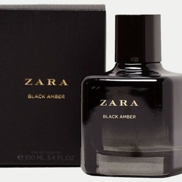 ZARA Black Amber /(or) RED VANILLA Woman Eau De Toilette EDT Fragrance - 100ml | Shopee Malaysia