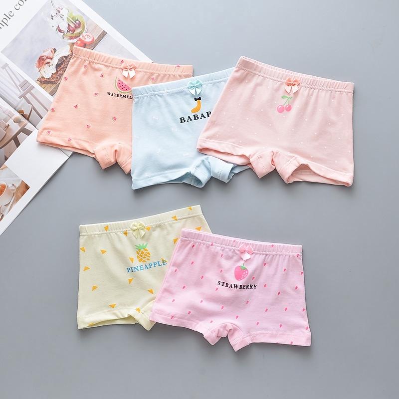 Children/'s Underwear Panties Summer Cute Patterned Baby Girls Clothes Undies New