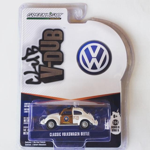 VW t2 TRANSPORTER Gulf V-DUB Club serie 8 limita Greenlight 1:64