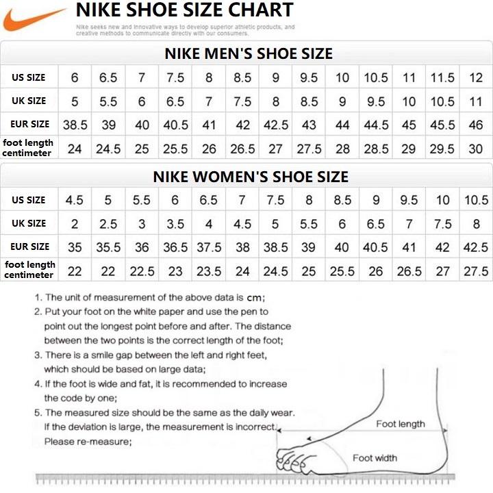 Adidas Size Chart To Nike Off 68 Www Skolanlar Nu