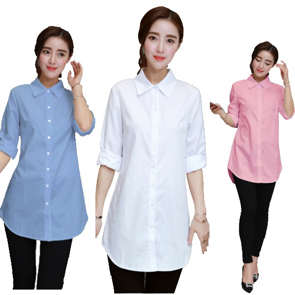 d313455c Blouse Online Deals - Tops | Women Clothes | Shopee Malaysia