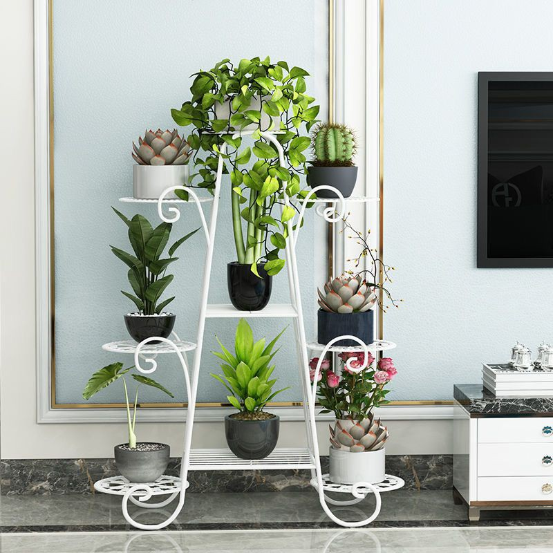 Ikea Rak Pasu Bunga Indoor Plant Stand Balcony Garden Rack Iron Flower Pot Stand Multi Storey Multilayer Bertingkat Home Decor 2 6 9tier Shopee Malaysia