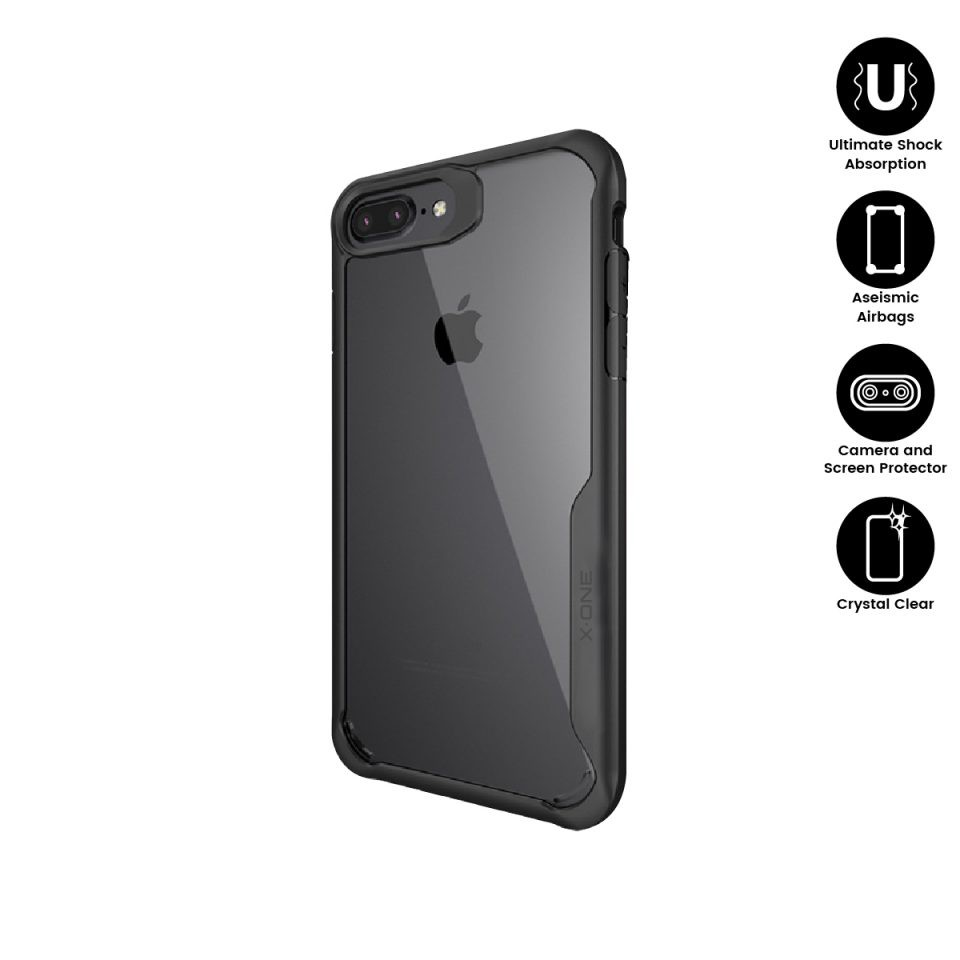 X.One® DropGuard 2.0 & 2.0+ Impact Protection Case Apple iPhone 7 Plus / 8 Plus Xone