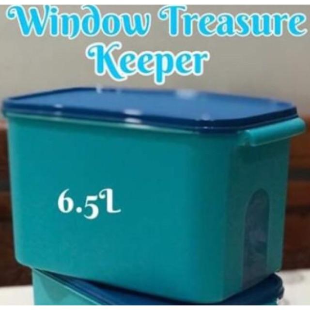 Tupperware Set Level Window Treasure Keeper