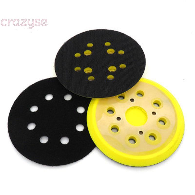 5 Inch 8 Holes Sanding Pad For Most Orbit Cubes DW421,DW421K,DW423,DW423K,D26453