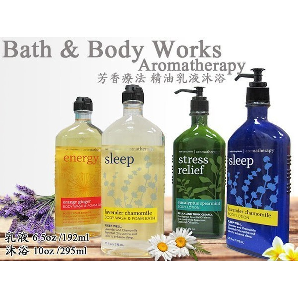 295ml Bath Body Works Aromatherapy Essential Oil Shower Gel Orange Ginger Wash Shopee Malaysia