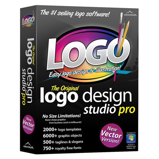 Summitsoft Logo Design Studio Pro Vector Edition (x32/x64) | Software
