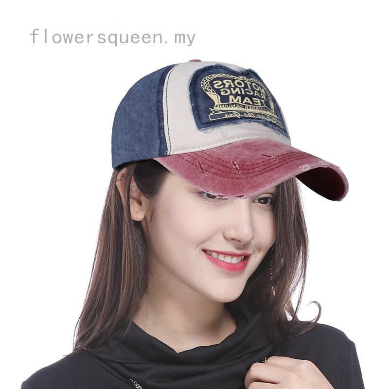Fashion Vintage Hat Lovely Unicorn Doughnuts Adjustable Dad Hat Baseball Cowboy Cap