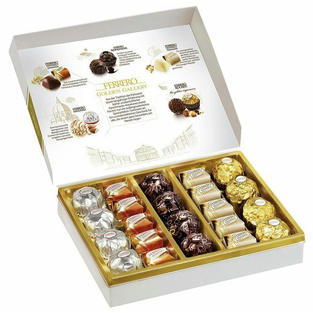 Ferrero Collection Shopee Malaysia Rocher T24 Coklat 24pcs
