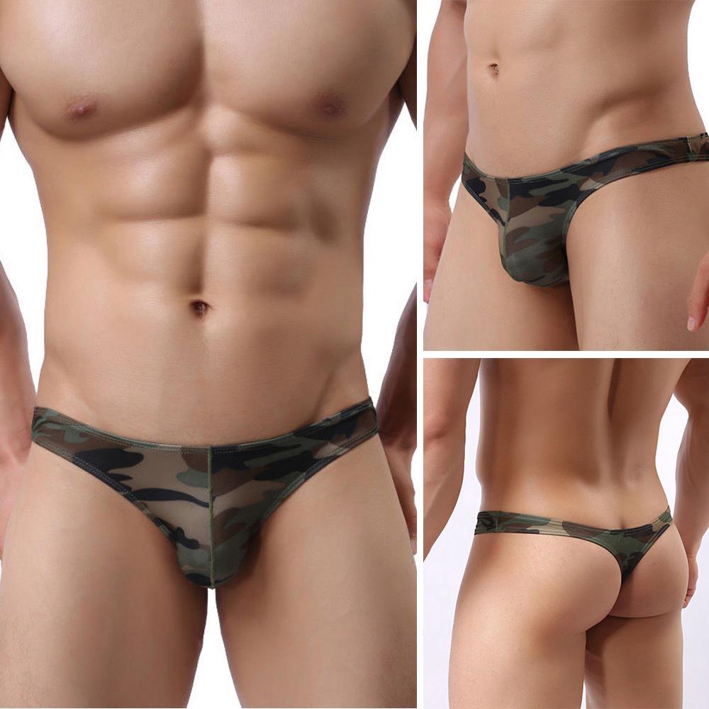 f4106f8766d Men Mini Underwear Trucks Boxer Briefs Panties Homewear Underpants ...