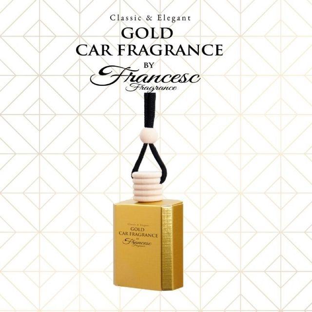 [FIRST IN MALAYSIA] - EXCLUSIVE GOLD CAR FRAGRANCE   PEWANGI PREMIUM KERETA