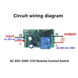 Wiring 220v Relay Switch - General Wiring Diagrams on