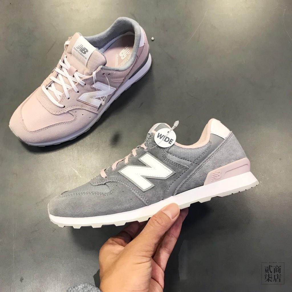 D S New Balance 996 Women Gray Suede Retro Running Shoes Wide Shoe Wr 996 Acg D S New Balance 996 Shopee Malaysia