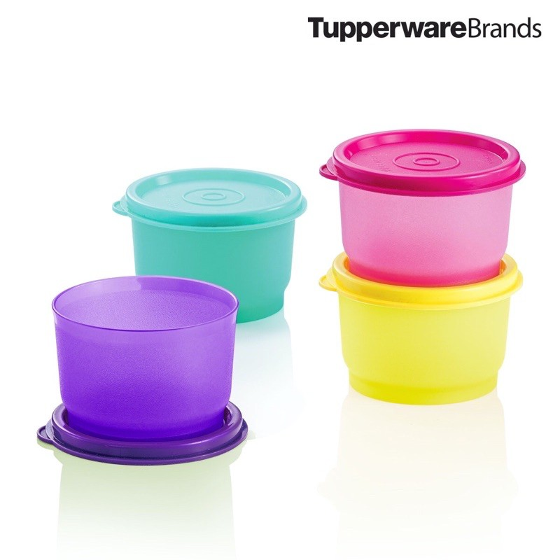 💥Ready Stock!💥Tupperware Snack Cups 110ml