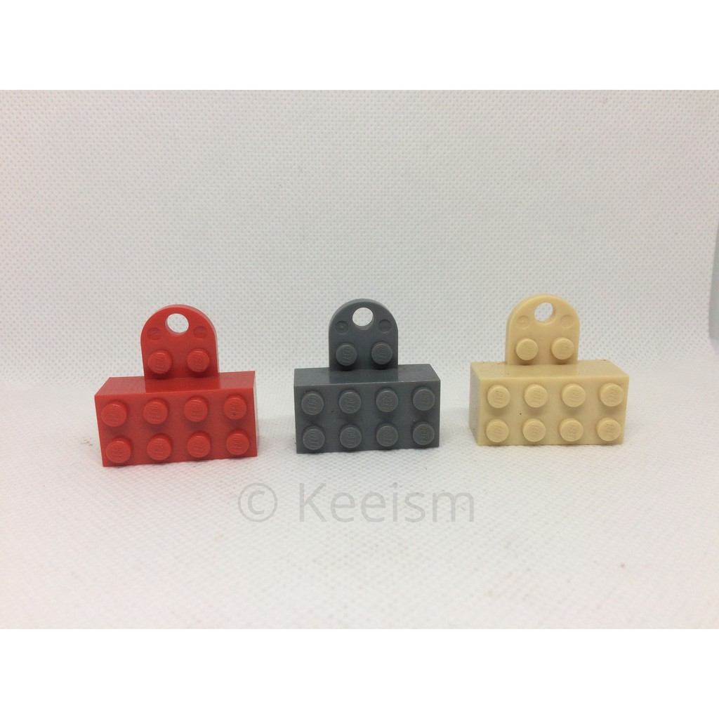 MINIFIGURE MAGNETIC DISPLAY BRICK NEW 6 x LEGO MAGNETS RED//YELLOW//BLUE