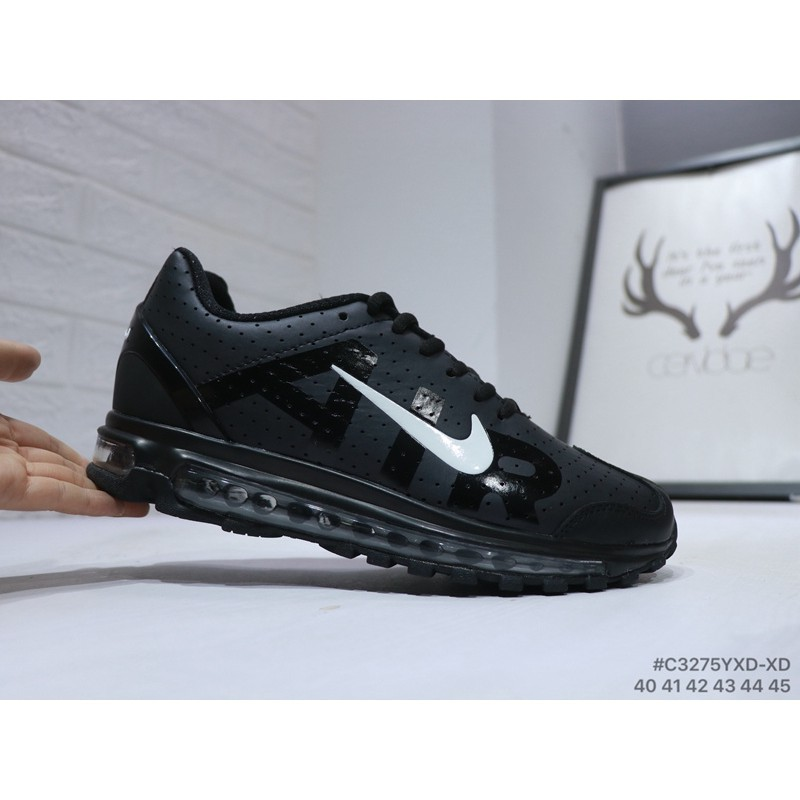 Nike Air Max 2003 Full Leather Face Autumn And Winter Full Palm