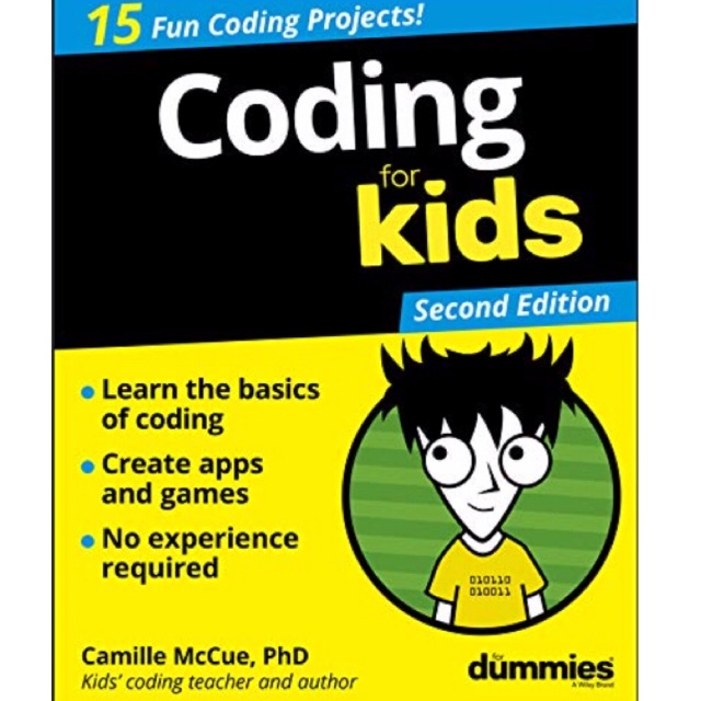 (pdf) Coding for Kids for Dummies 2019