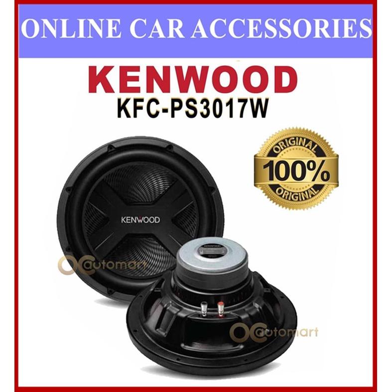 """Kenwood KFC-PS3017W 12"""" Subwoofer"""