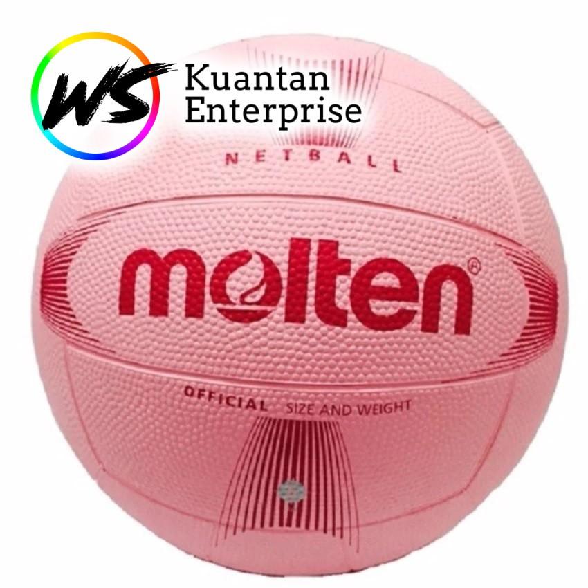 【100% Original】Molten Netball/Bola Jaring  (Size 4~5)