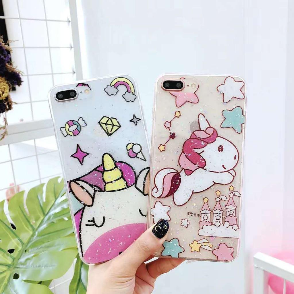 cute unicorn Phone case cover fits