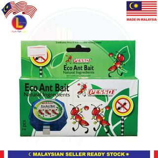 Pesso Eco Ant Bait Anti Semut 2 Pieces 1 Pack Shopee Malaysia