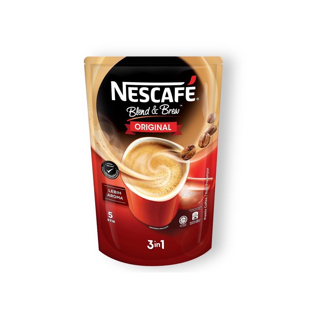 Nescafe Blend & Brew Original (19g x 5s)