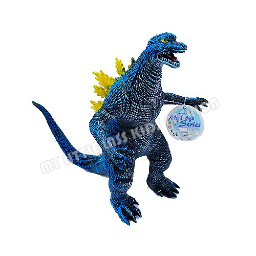 Godzilla Blue Special Character Figure Big Figure Collection 35cm H Toys for boys