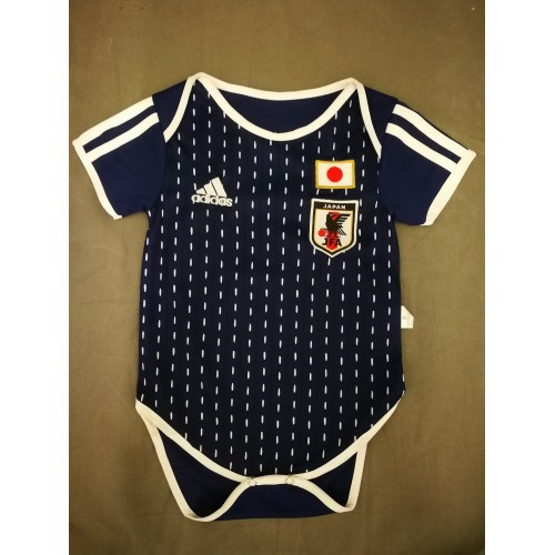 Japan Infant Home World Cup 2018 CLIMALITE Fans Jersey
