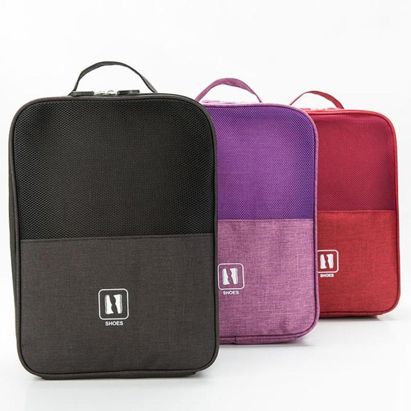Shoe Storage Bag Zipper Waterproof