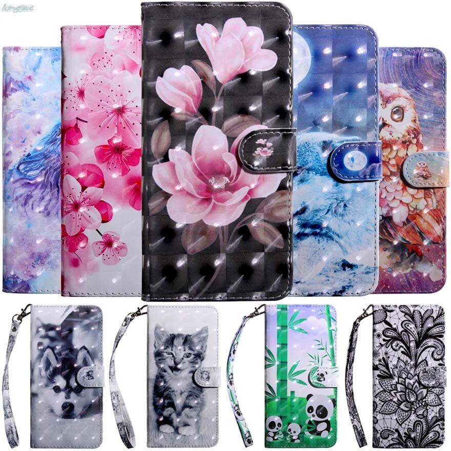 Honor 8A PRO Fashion PU Leather Wallet Case for Honor 8A Pro JAT-L41 Flip  Cover for Huawei Honor 8A PRO with Card Holder