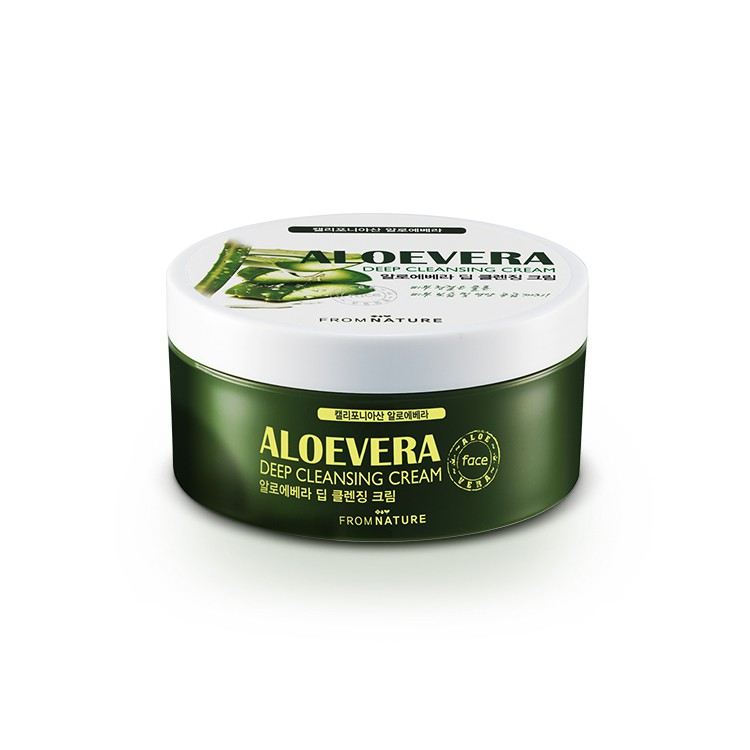 FROMNATURE Aloevera Deep Cleansing Cream 300ml