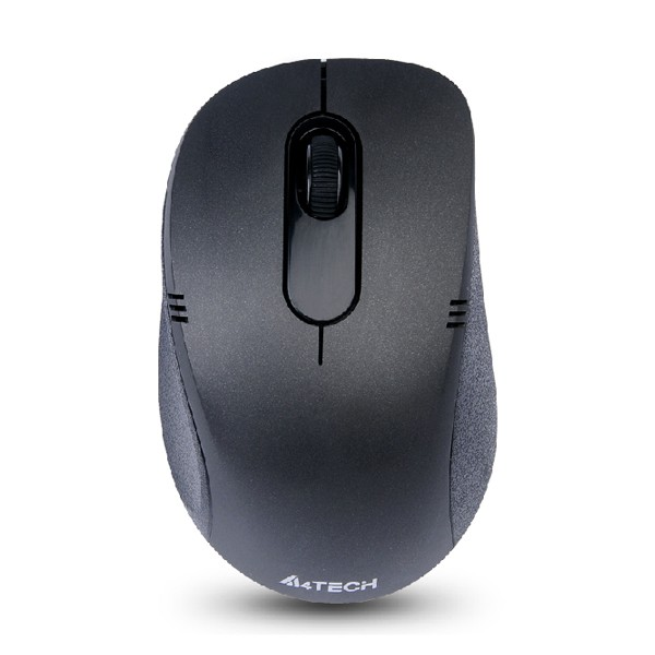 A4Tech 7100N Padless Wireless Mouse and Keyboard (Black)