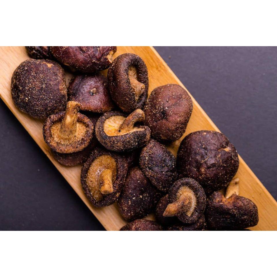 [Original] Hofu Original Salted Shiitake Mushroom Crisps Packet (60g) 原味香菇脆片