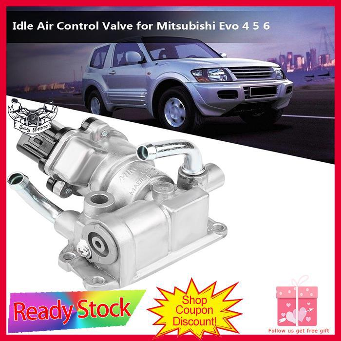 Idle Air Control Valve Idle Air Control Motor MD614921 For